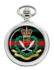 Gurkha Military Police, British Army Pocket Watch