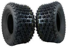 YAMAHA YFM 660/700R Raptor 2001-2010 MASSFX ATV 2 set Rear Tire 20x10-9 20x10x9