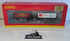 Hornby - R6786 - NEW ERA WAGON TWIN PACK 2015 LIMITED EDITION - NEW BOXED RARE