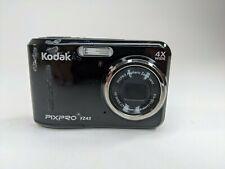 Broken Kodak PixPro FZ43 Camera - No Power- Bad LCD - FOR PARTS