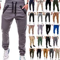 Hommes Pantalon Harem Sarouel Jogger Fitness Sport Survêtement Survêtements Bas