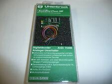 Uhlenbrock 75000 H0 Digitaldecoder AnDi MOT für Allstrommotoren NEU & OVP