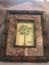 Charlene Audrey Licula Grandis Framed Fan Pine Tree