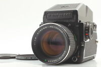 [Near MINT] MAMIYA M645 1000s AE Prism Finder Sekor C 80mm f/1.9 Lens From JAPAN