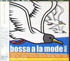 bossa a la mode ~ dois - Japan CD Double Beat Jorge Aragao Donati-Casa Brasil