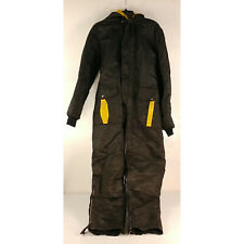 Vintage Mens S Snow Suit Ski Snowmobile Warm lined 60s 70s Montreal Sportswear
