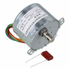16.7rpm Ac220v Projector Curtain Electric Synchronous Gear Motor Replacemen