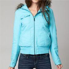 Fox Racing Womens Energize Jacket Ice Size S