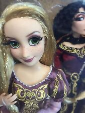 Disney FAIRYTALE Designer Doll Set TANGLED RAPUNZEL AND MOTHER GOTHEL LE