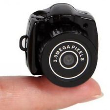 Y2000 Smallest 720P HD Webcam Mini Camera Video Recorder Camcorder DV DVR