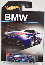 HOT WHEELS BMW SERIES 2016 BMW M3 GT2 #5/8
