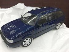 Volkswagen VW Passat B3 Variant année 1988 bleu 1/18 KK-Scale