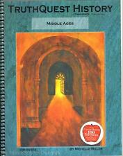 New TruthQuest History Guide MIDDLE AGES Michelle Miller Homeschool Ambleside