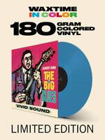 "Albert King : The Big Blues VINYL Limited  12"" Album Coloured Vinyl (2018)"