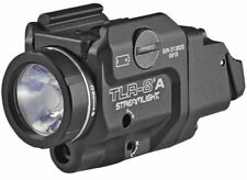 Streamlight 69414 Tlr-8A Flex Compact Weapon Light w/ Red Laser & Rear Switch,