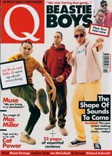 UK Q magazine November 2018 BEASTIE BOYS Mac Miller MUSE Cat Power ST VINCENT