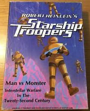STARSHIP TROOPERS - Avalon Hill 1976 - COME NUOVO - UNPUNCHED