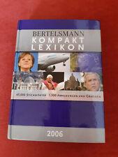 Lexikon, Bertelsmann, Kompakt Lexikon, 2006, Nachschlagewerk