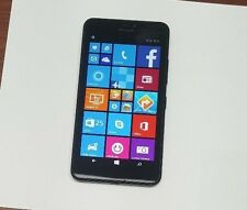 Unlocked ATT Microsoft Lumia 640 XL LTE black