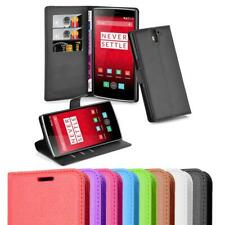 Case for OnePlus ONE Phone Cover Protective Book Kick Stand