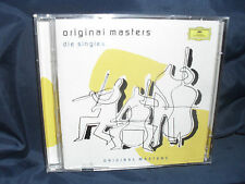 Various ‎– Original Masters - The Singles -2CDs