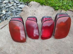 4 Fiat Barchetta Tail Lights indicators Rear stop