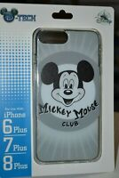 Disney D-Tech Mickey Mouse Club iPhone 6s+/7+/8 Plus Cell Phone Case New