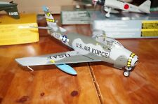 FRANKLIN FMPM 1/48 SABRE F86 NORTH AMERICAN US AIR FORCE COMME NEUF sans boite