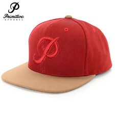 Primitive Classic P Canvas Baseball Cap Hat OS NWT NEW  32 35€ Skate Surf  Snow 820d00be80b8