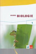 Markl Biologie 1. Klett Verlag. Schulbuch