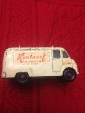 Vintage 1963 Lesney Matchbox TV Service Van #62, Playwear, Rolls Fine, Decent