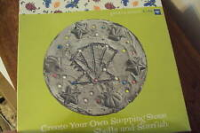 Create Your Own Stepping Stone Kit Shell & Starfish New