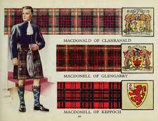 Scotland Genealogy History Peerage Family Tree Highlands 119 Book Set DVD - C563