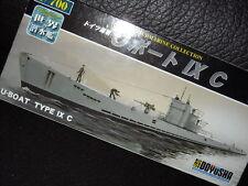 "Battleship-世界之艦船: 潛水艇(沉艇)現狀如圖!  1:700 German U-Boat Type ""IX C"" World Submaine C"