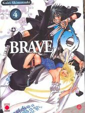 BRAVE 10 tomo 4 Kairi Shimotsuki MANGA shonen
