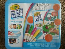 Crayola Color Wonder Mess Free Coloring Activity Set Sealed New 75-2349