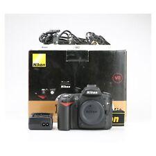 Nikon D90 +12.750 Shutter Count + Top (227953)