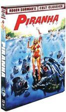 Piranha [New DVD] O-Card Packaging, Widescreen