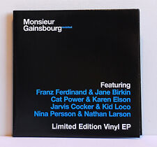 Monsieur Gainsbourg - Revisited - Limeted Edition EP REC.M-