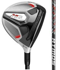 TaylorMade M6 Fairway Wood 3 Wood  Senior Flex Right Hand