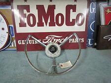 1958 Ford Power Steering Horn Ring.( NOS or exellent used ) FEG-3624-B