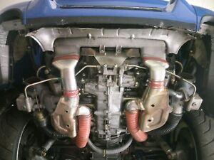 PORSCHE 911 993 Kabelstrang Kabelbaum Motor Turbo 99360701612