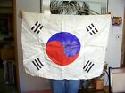 Vintage Silk Korean FlagOriginal Period Items - 586