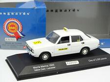 Vanguards 1/43 - Morris Marina 1800 Taxi Leicester