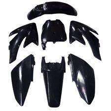 Complete Plastics Fender Kits CRF70 XR70 Taotao Coolster Roketa Baja Pit Bike