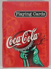 Playing Cards #351 Coca-Cola Popped Bottle Box - Factory Sealed