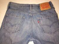 Levi's 511 Men's Skinny Denim Jeans Size 30 x 32