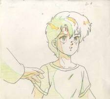 Anime Genga not Cel Riding Bean #20