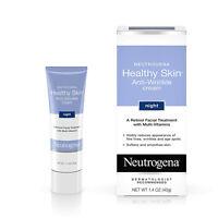 Neutrogena Healthy Skin Anti Wrinkle Retinol Cream with Vitamin E and...