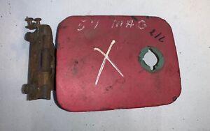 Gas Door off 1957 MG Magnette — MV-